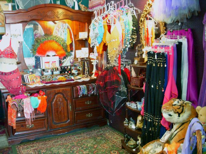 The Gypsies Rose Boutique