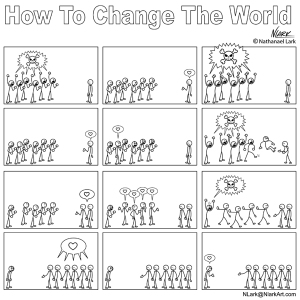 How To Change The World by Nathanael Lark