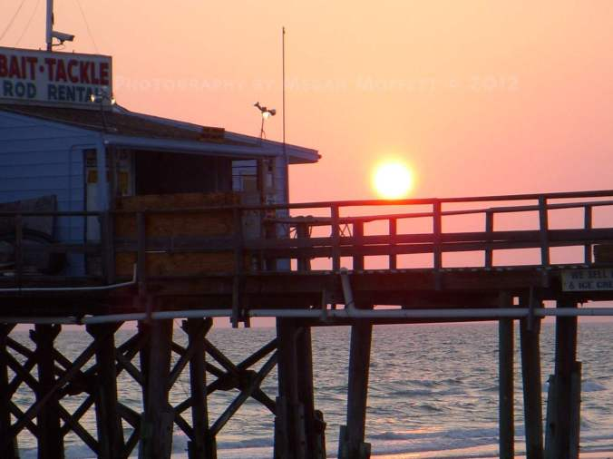 The pier at Redington Beach, FL