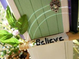 I do believe!
