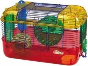"""Normal"" mouse cage"